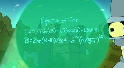A variation on the Equation of Time